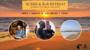 Numbi and RnR Retreat 2019