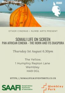 somali Life on screen